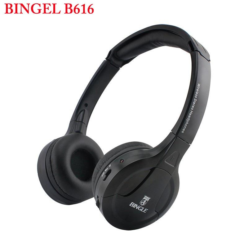 MP3 / 4 PC TV Audio Telefonlar üçün 100% Orijinal Bingle B616 - Portativ audio və video - Fotoqrafiya 4