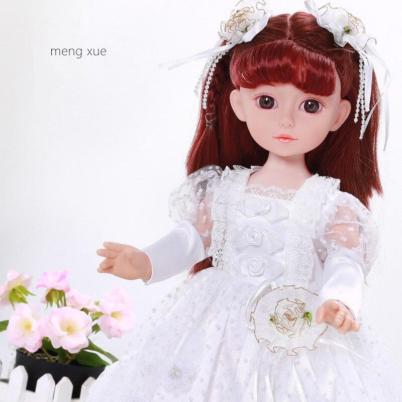 45 cm Reborn bébé poupée bouche mobile chant parlant Intelligent poupées à la main bébé poupées pour fille enfants jouet cadeaux