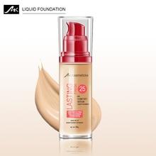 MK 30ml Lasting Liquid Foundation Face Makeup Base Creme Pro Concealer Full Coverage Foundation Cushion Makeup Cosmetics