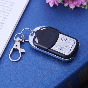 Image 5 - 4 ערוץ אלחוטי מרחוק מעתק למידה קוד RF שלט רחוק מפתח עבור חשמלי שער מוסך מפתח 315/433MHz