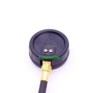 Image 4 - Automotive Engine Oil Pressure Gauge Detection Diagnostic Tools 0 7 bar / 0 100 PSI