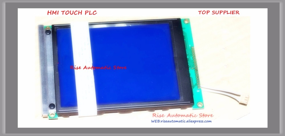 LCD Screen Display for MTG-32240J PG32241B P-32240J Injection Machine repair New Original original new hm236wu1 300 original new forboe universal lcd screen machine