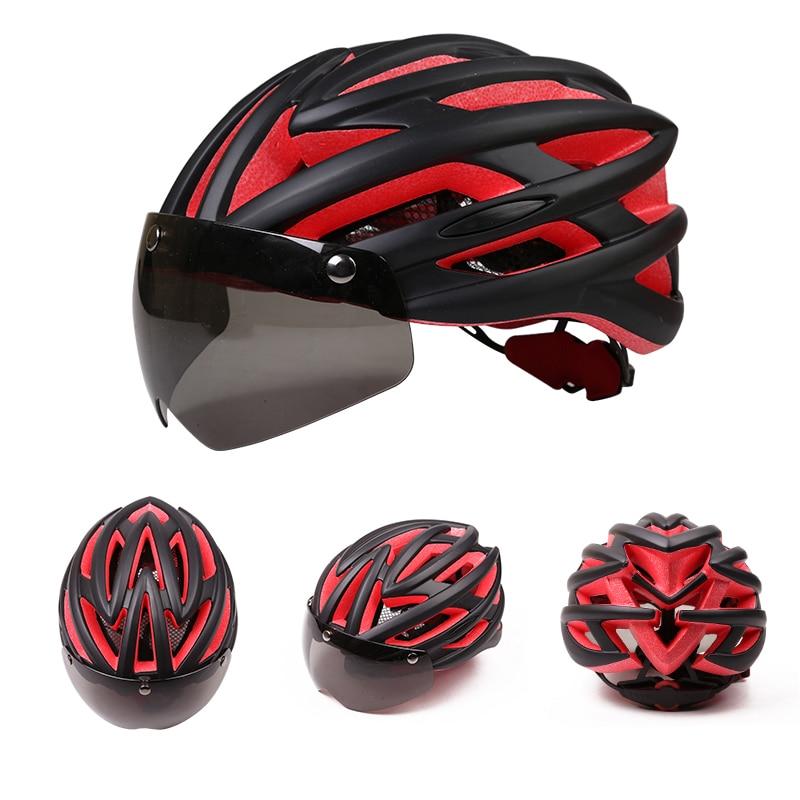 ФОТО SAVA ultralight Cycling Helmet EPS PC MTB Mountain Road Bike Helmets Air Vents Safe Bicycle Equipment for men women 2017