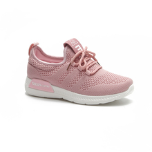Купить с кэшбэком Women sneakers 2019 female breathable lightweight white sneakers student running shoes women casual shoes spring shoes tenis