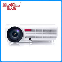 Thinyou Smart Android WIFI Bluetooth 1280X800 Pixels 1080P Multimedia HD LCD Projector Video Proyector Projektor Beamer