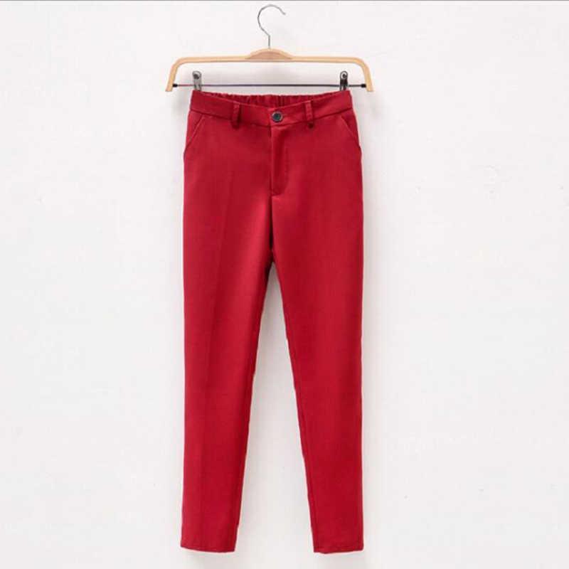 Acthink Pantalones De Boda Para Ninos Traje Escolar Pantalones Largos Rojos Para Ninos Y Adolescentes Pantalon Formal Novedad De 2018 Pants Children Pants Kidstrousers For Boys Aliexpress