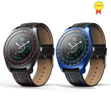 Bluetooth v10 Smart Watch Relogio Android SmartWatch Phone Call GSM Sim Remote Camera Information Display Sports Pedometer watch