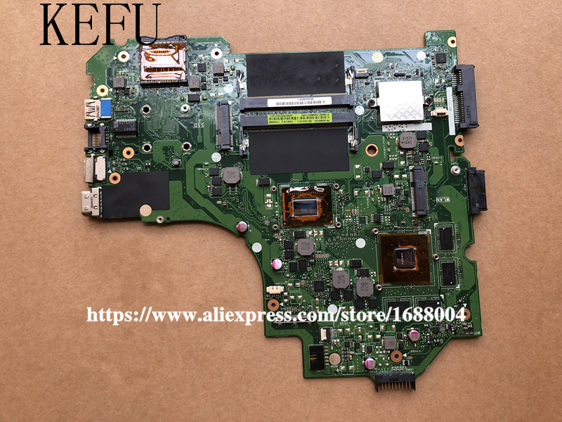 For Asus K56CM Motherboard With i5 CPU Mainboard GT630M 2GB RAM HM76 100/% Test
