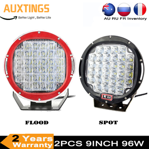 2pc 9inch 96W LED Work Driving