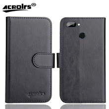 Jinga Win Pro Case 6 Colors Dedicated Leather Exclusive Special Crazy Horse Phone Cover Cases Credit Wallet+Tracking