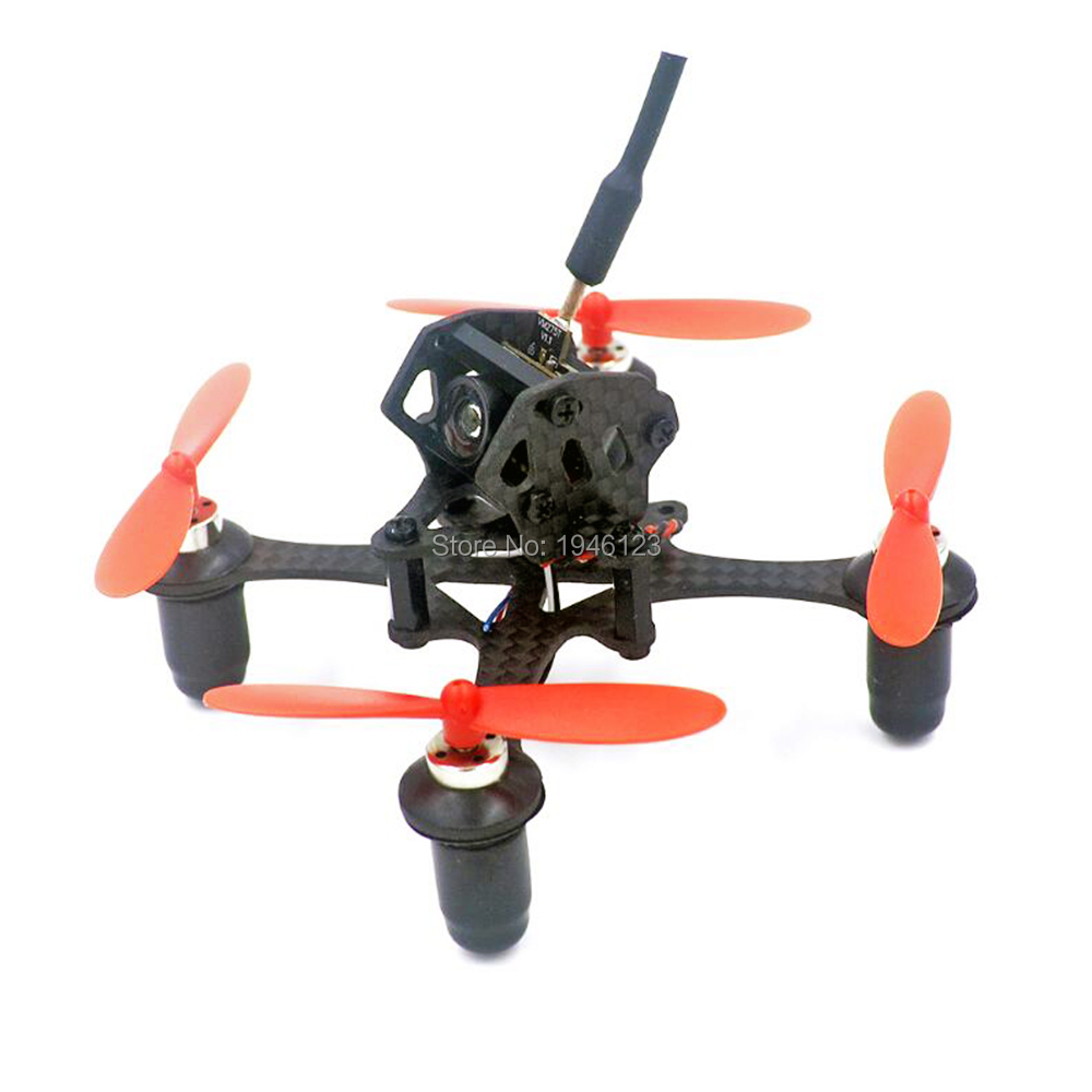 Micro 88mm Wheelbase Carbon Fiber Quadcopter Frame 88mm 4-Axis Frame for FPV Racing Drone