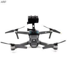 Mavic Pro Extend Arm Bracket Mount Voor Gopro & Osmo Actie & Zoeklicht Vaste Houder Voor Dji Mavic Pro 1 Drone accessoires