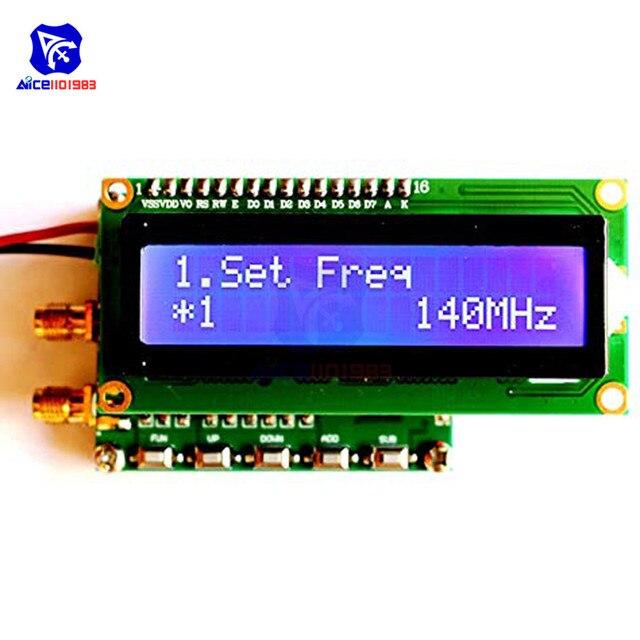 HP831 RF אות גנרטור עם לטאטא פונקצית 140MHz  4.4GHz