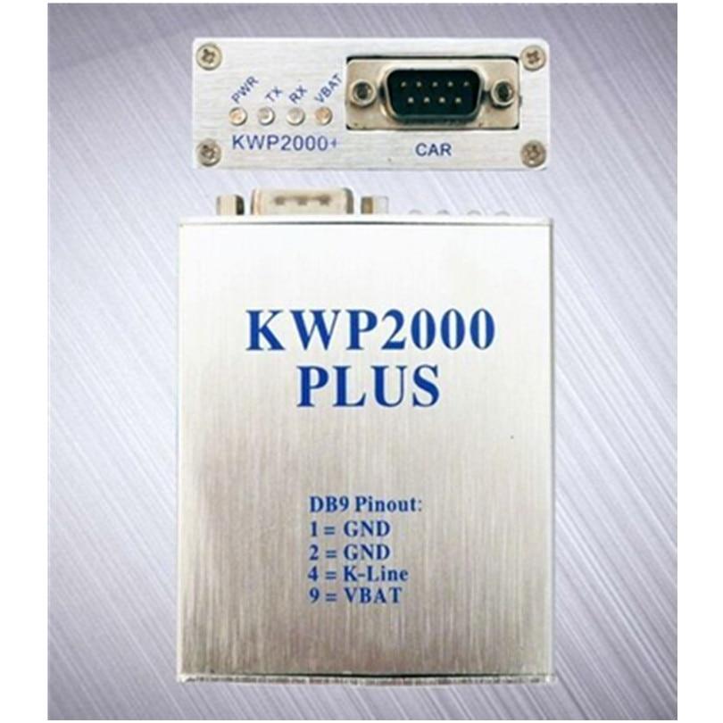 Новые KWP 2000 плюс ECU Flasher OBD2 OBD II ЭБУ Чип Tunning инструмент KWP2000 читать и писать ЭБУ для мульти бренд автомобилей в наличии