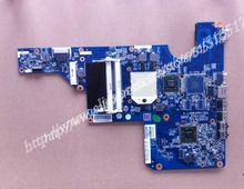 Free Shipping For HP G62 G62-A05SW G62-A15SW Motherboard 597674-001, Warranty 90 Days Main card