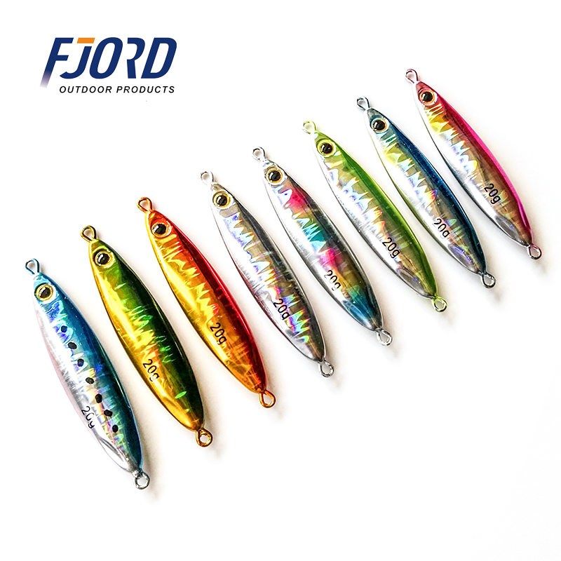 5pcs 10g15g20g Small Slow Shake Metal Jigging Fishing Spoon Iron Plate Long Shot Laser Luminous Lead Baits Sea Fishing Jig Lures 30pcs set fishing lure kit hard spoon metal frog minnow jig head fishing artificial baits tackle accessories