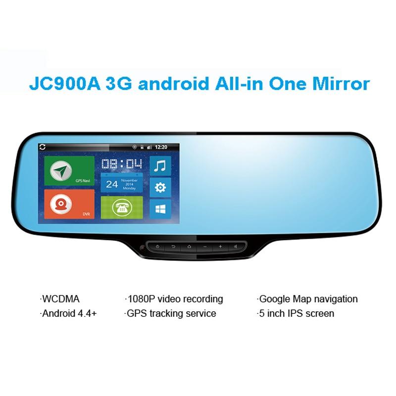 1080P 3G Android-spiegelbandmonitor met dubbele camera voor - Camera en foto - Foto 2