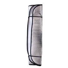 1 шт. Повседневная Складная Автомобильная крышка козырька передний задний блок лобовое стекло аксессуаров для автомобилей Солнцезащитная шторка CB
