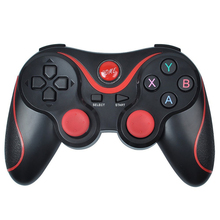 Bluetooth T3 Gamepad Game Controller With Mobile Holder for VR Android Phone Pad Smart Box PC Joystick Wireless Bluetooth Joypad