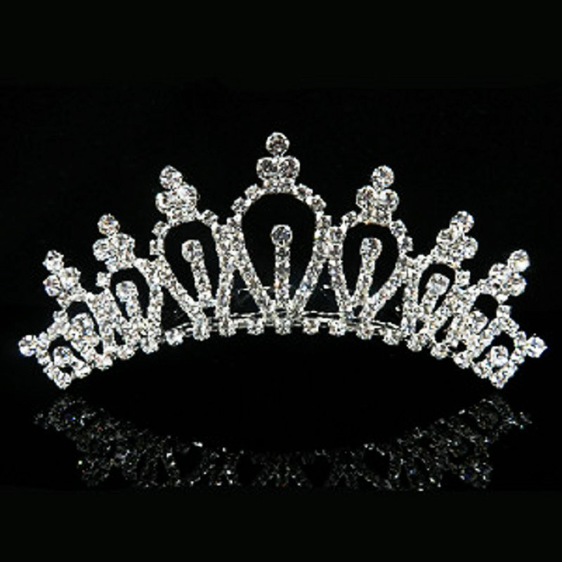 HTB1o_D0MVXXXXbsXVXXq6xXFXXXH Majestic Prom Pageant Wedding Bride Bridesmaid Jewelry Comb Tiara - 13 Styles