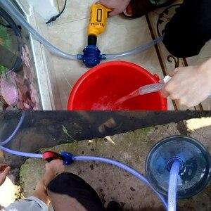Image 5 - נוחות כבדות תחול יד חשמלית תרגיל מים משאבת בית גן צנטריפוגלי בית גן