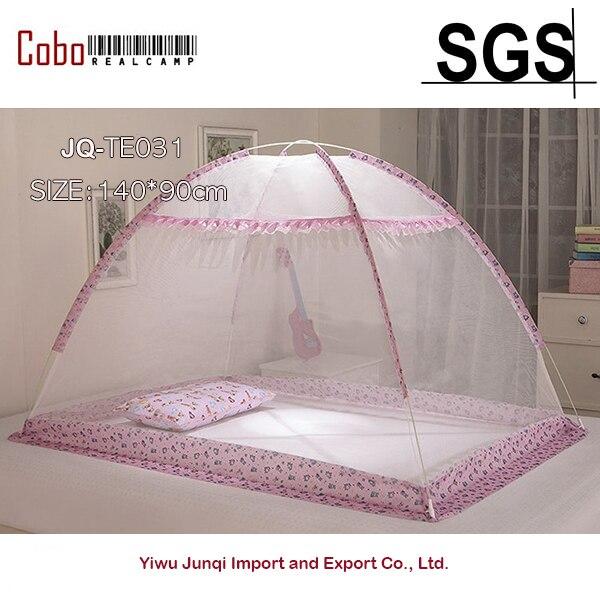 Bebé portátil para niños pequeños Ropa de cama Cuna Canopy - Camping y senderismo