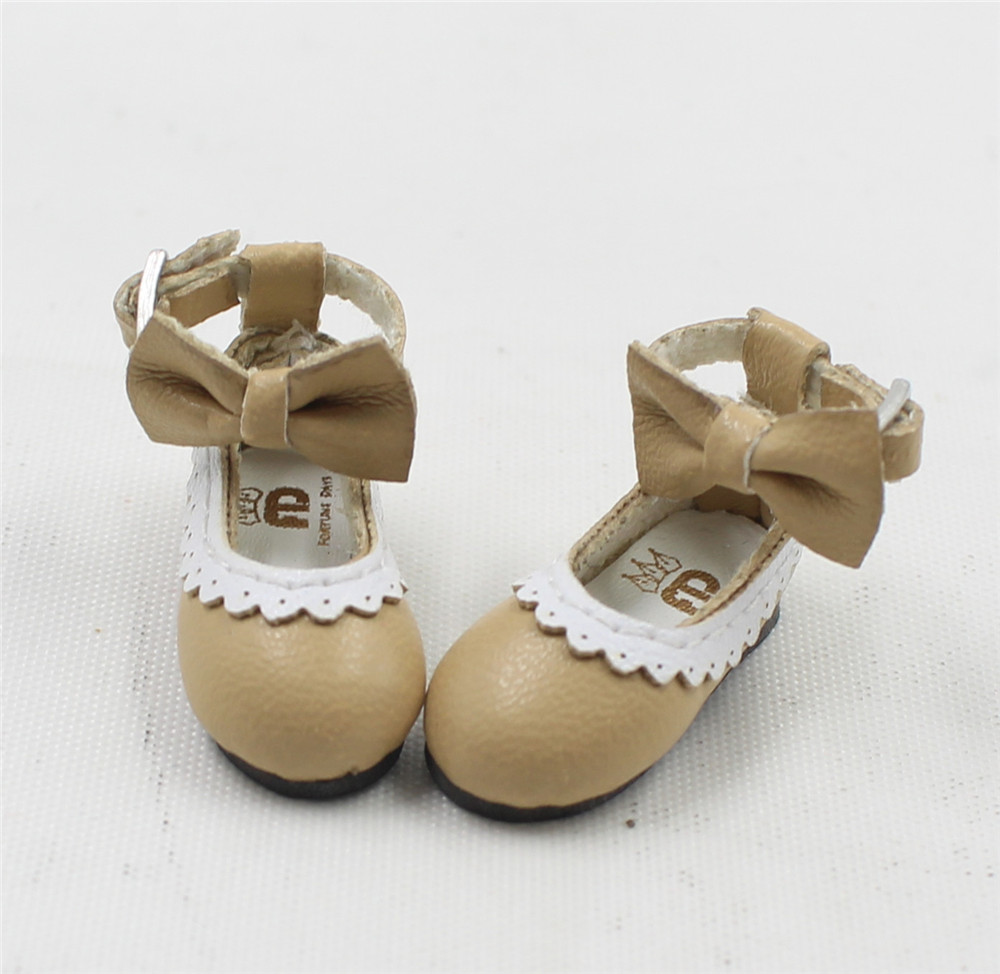 Neo Blythe Doll Designer Shoes with Bow 7