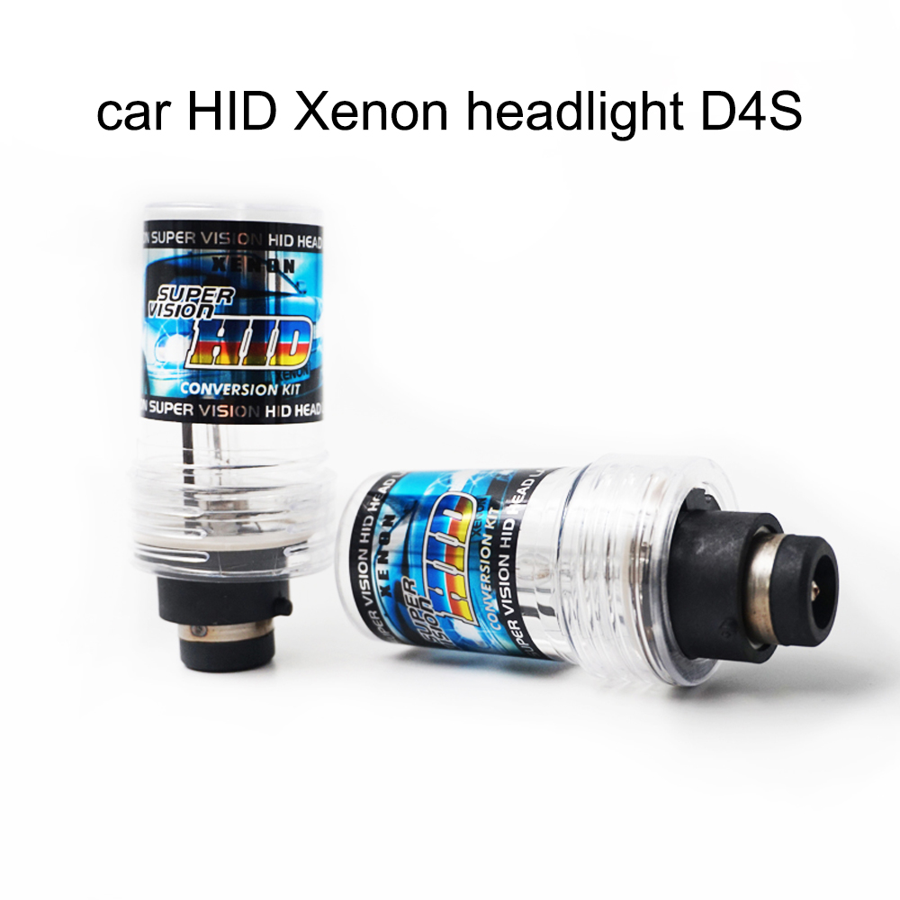 BOOMBOOST 1 PCS Car HID Headlight 35w D4S  Xenon Bulb Replacement kit 4300k-12000k Auto accessory Fog front light 35w hid xenon bulb d1s d2s d3s d4s auto car headlight replacement kit 12v 4300k 5000k 6000k 8000k 10000k 12000k