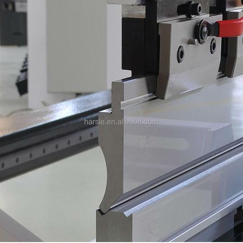 wc67y hydraulic bending press with v die/amada multi V tools die for press brake