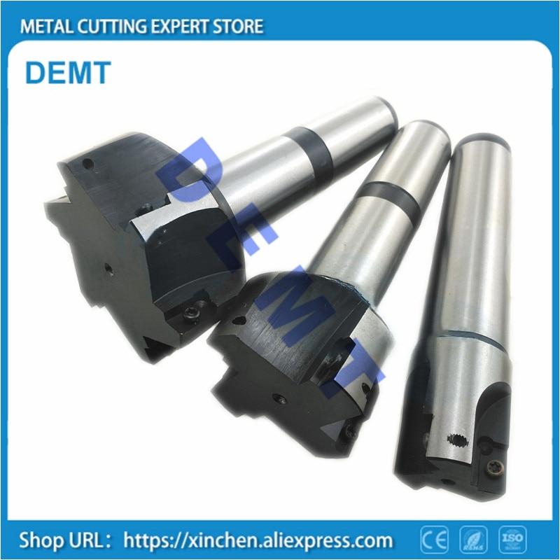 MTB4 MT4 BAP400R 100mm 6T Rintegral end mill BAP400 400R for APMT1604 or APKT1604 insert mechanical