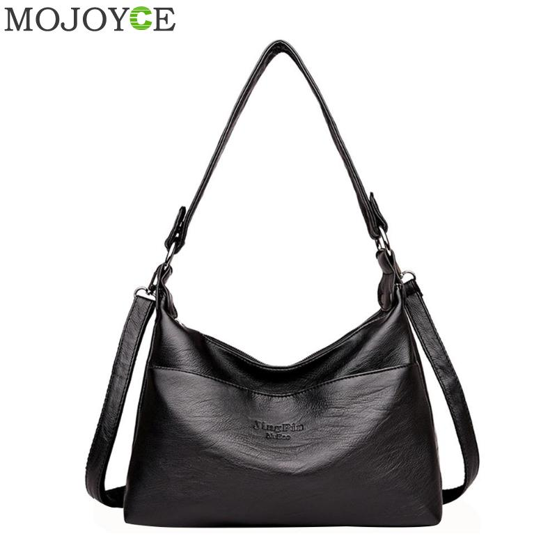 Designer Women Solid Handbag Female PU Leather Bags Handbags Ladies Portable Shoulder Bag Office Ladies Hobos Bag Totes 1