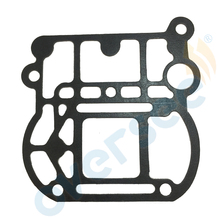 OVERSEE Outboard Gasket 66T 41133 A0 For Yamaha Outboard Engine Exhaust gasket 40X XW XMH E40X