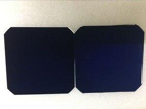 Image 1 - 50pcs x Sunpower Solar Cell 21.8% High Efficiency 3.34W 125 x 125 C60 Monocrystalline for Solar Impulse Airplane