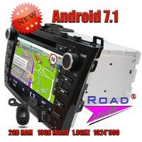 TOPNAVI Quad Core 2G 16GB Android 7 1 Car Multimedia DVD Player Radio For Mazda 6