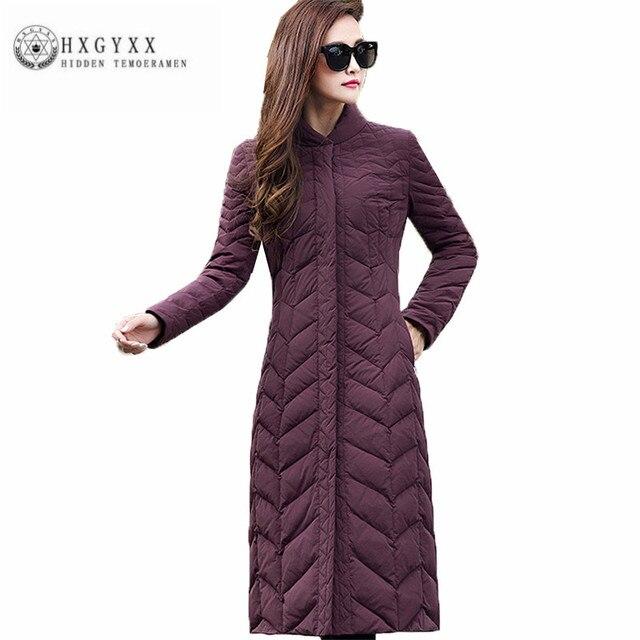 S-4xl حجم سميكة ضئيلة قميص أزياء المرأة أسفل دثار شتاء جديد لون نقي نحيلة الترفيه الإناث وديد jacketZX0148