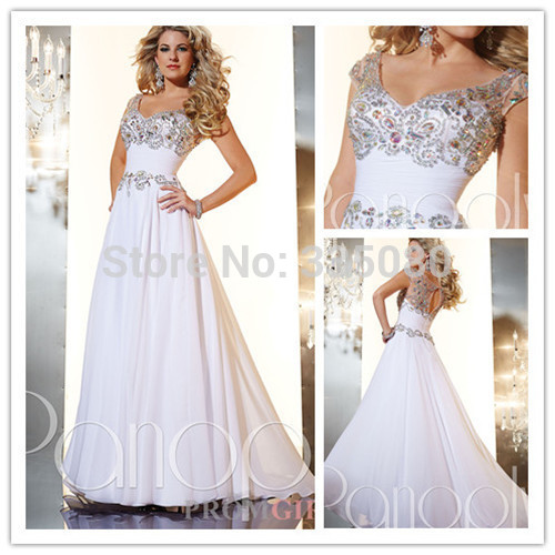 High Quality Beautiful White Prom Dresses-Buy Cheap Beautiful ...