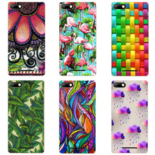Soft TPU Capa for BQ Strike BQS 5020 Cover Case For BQ Strike BQS5020 Colorful Printing Silicone Phone Cases Coque Fundas