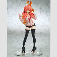 Anime Figure Fate Grand Order Extra Caster Tamamo No Mae PVC Action Figure Model Doll Toy 25CM