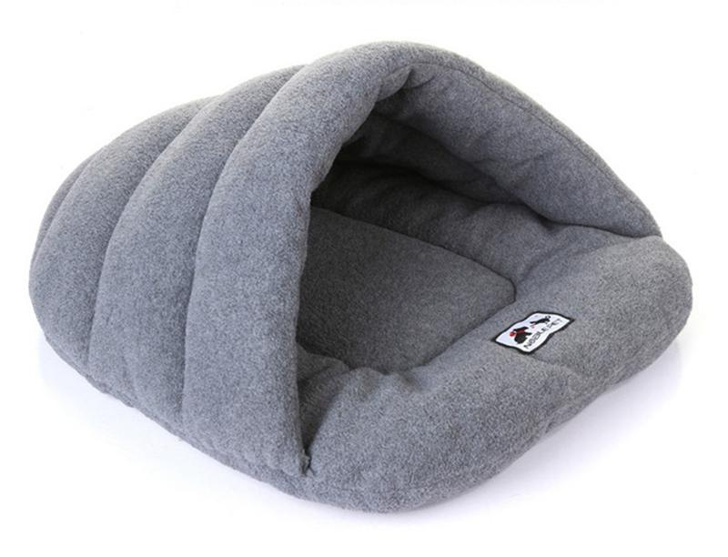 Soft & Warm Cat Sleeping Bed