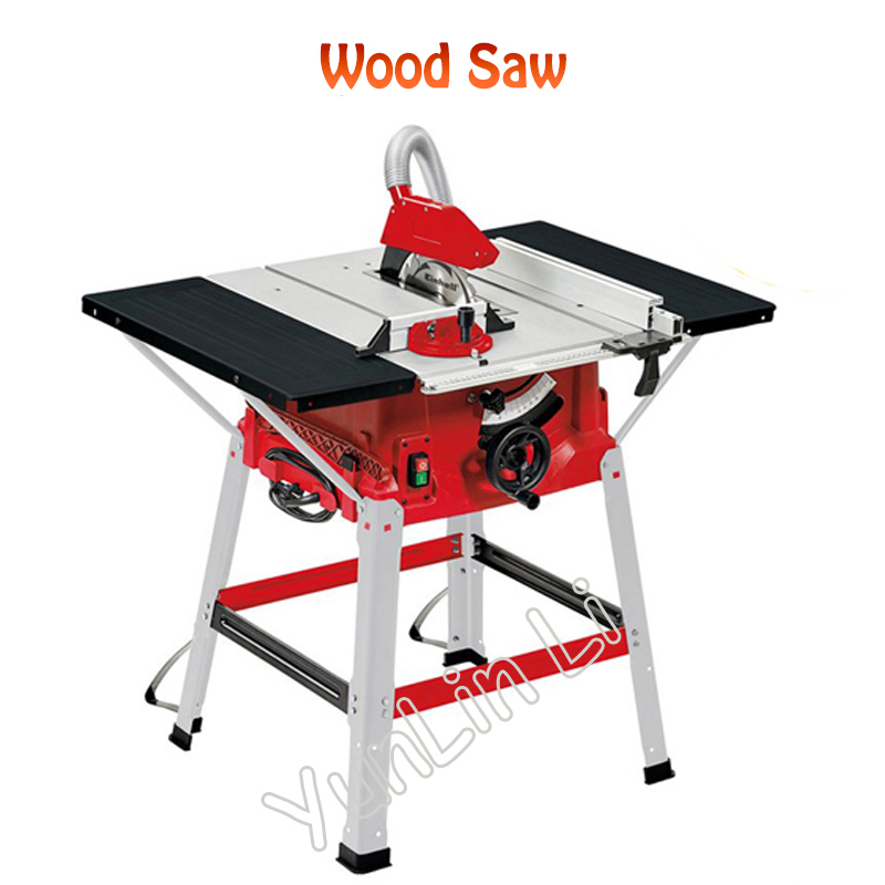 10 Inch Wood Saw 220V Sliding Table Saw Push Plate Angle Cut Circle Saw Multi-function Wood Cutting Machine M1H-ZP2-255B yamaha p 255b