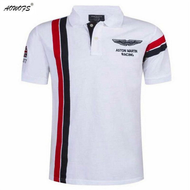 New Summer Men S Short Sleeve Embroidery Polo Shirt Men S Fashion