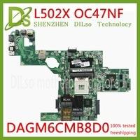 KEFU C47NF 0C47NF CN 0C47NF Dell の XPS L502X ノートパソコンのマザーボード GT525M GT540M DAGM6CMB8D0 テスト作業 100% オリジナル -