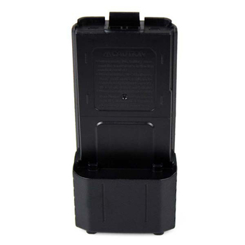2Pcs AAx6 Extended Battery Case For Baofeng BF-UV5R 5RB 5RE 5RE Plus For TONGFA TF-UV985 TYT TH-F8 Two Way Radio