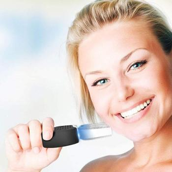 U Shape Ultrasonic Automatic Electric Toothbrush Teeth Whitening Oral Cleaner effectively