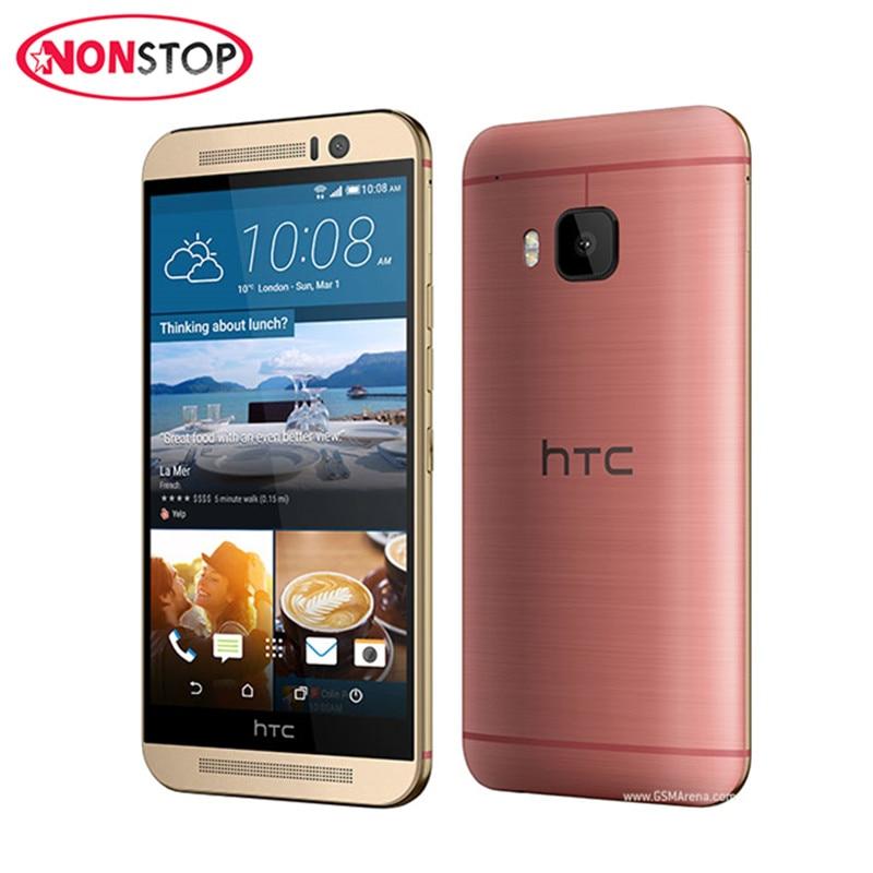 Intelligent Htc Een M9 Originele Mobiele Telefoon Octa-core Android 5.0 Inch 3 Gb Ram 32 Gb Rom 4g Lte 20mp Wifi Gps Unlocked Smartphone Hot Koop