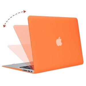 Image 2 - MOSISO Voor Nieuwe MacBook Pro Retina 13 Case 2018 met Touch Bar & Keyboard Cover Matte Laptop Case Cover voor macbook A1706 A1708