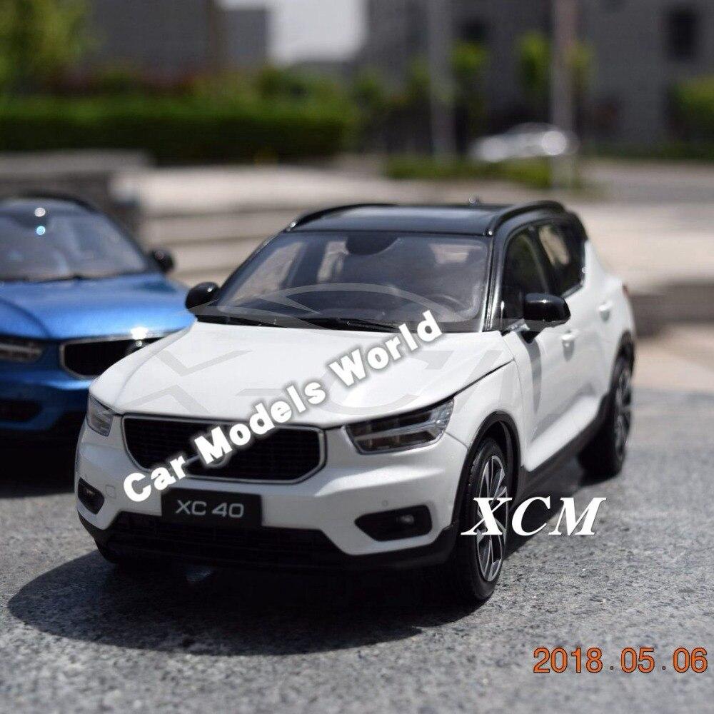 Diecast Auto Model voor XC40 1:18 (Wit) + KLEINE GIFT!!-in Diecast & Speelgoed auto´s van Speelgoed & Hobbies op  Groep 1