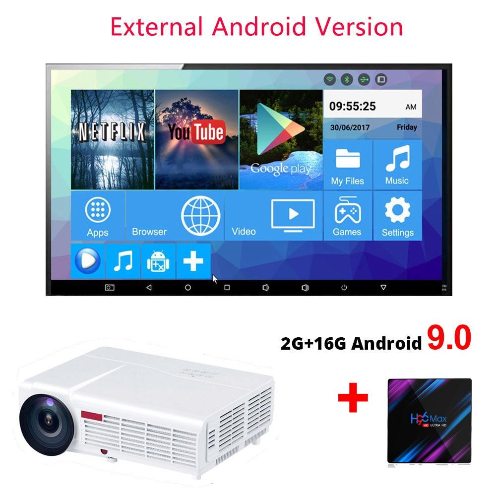 1080P 18k Proyector 3D 7