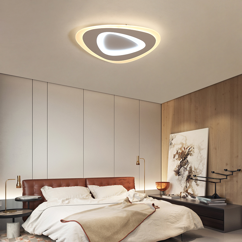 led chandeliers for bedroom dining room acrylic ighting ceiling mounting chandelier for home Moden Chandeliers lighting