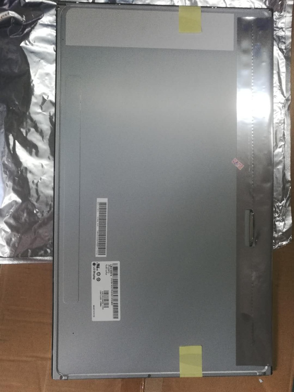 New original LM215WF4 TLGH1 TLH1 LM215WF4 TL H1 21 5 inch display Screen Modules glossy